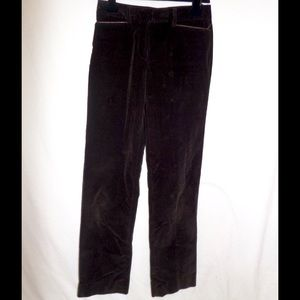 Loro Piana Pants - LORO PIANA Brown Corduroy Pants SZ IT40/US4