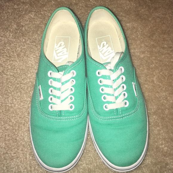 green vans women