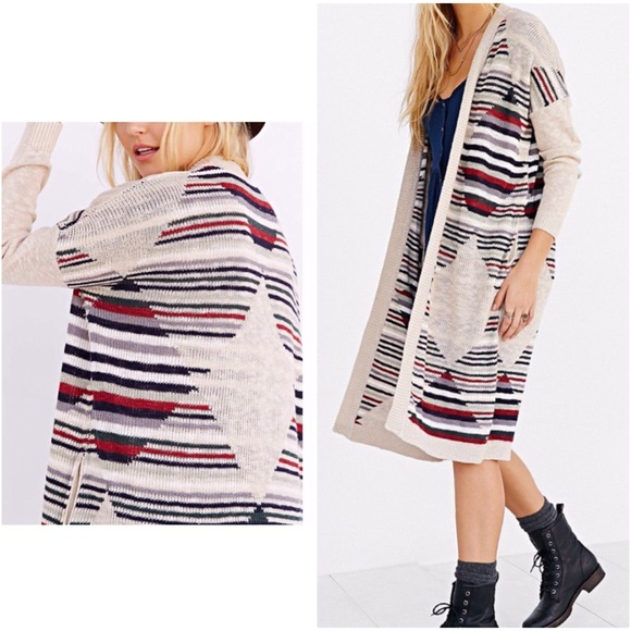 67% off Urban Outfitters Sweaters - Silence   noise printed maxi ...