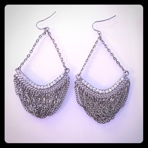REDUCED Gorgeous chandelier earrings