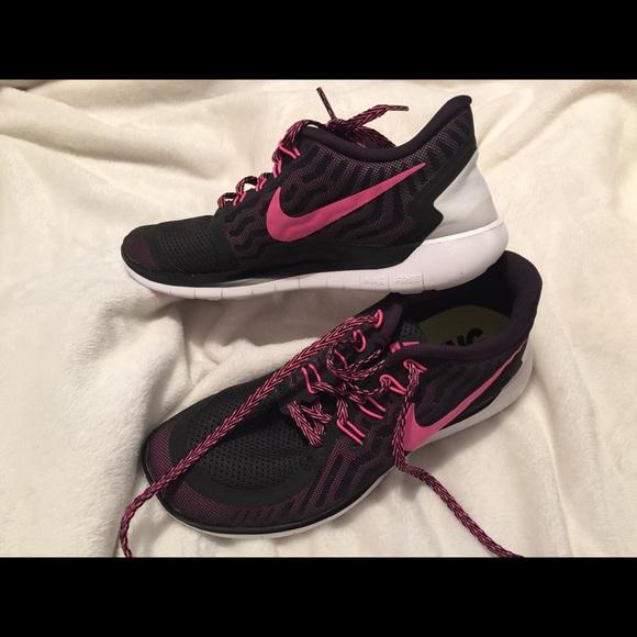 San Francisco 5732a 3c231 Nike Free 5.0 2015 Barefoot Ride Running shoe 8.5M NWT