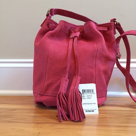 Lucky Brand Red Suede Purse Yves Saint Laurent Chyc Large