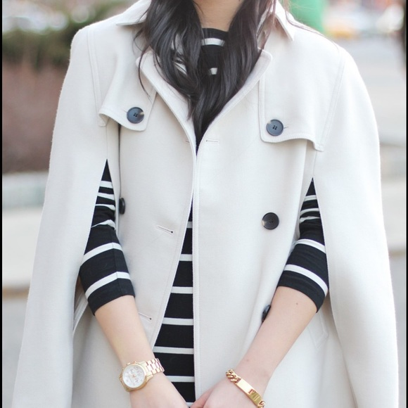 Ann Taylor Jackets & Coats - Trench Coat Cape