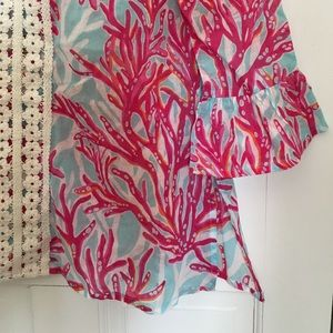 Lilly Pulitzer Tops - PRICE DROP‼️ Lilly Pulitzer Tunic NWT!!