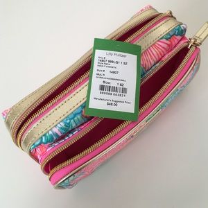 Lilly Pulitzer Cosmetic Bag (2 of 2) NWT!!