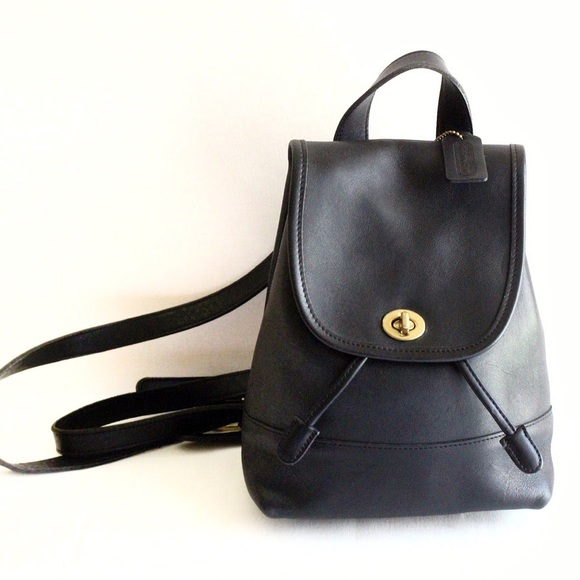 938006c296 Coach Handbags - Vintage Coach mini backpack
