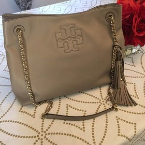 Tory Burch Thea Slouchy Tote