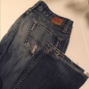 BKE boyfriend fit jeans