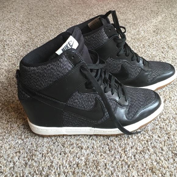 nike high platform shoes Shop Clothing
