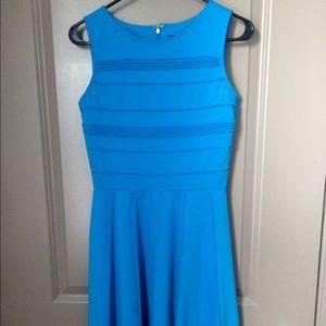 Ivanka Trump Blue Dress