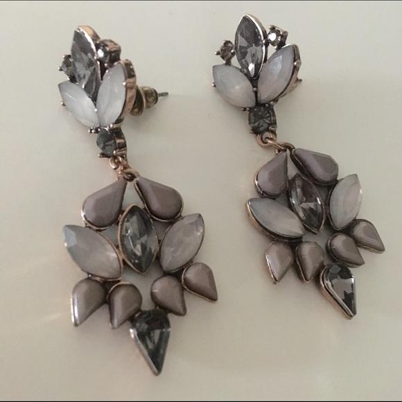CindyLBB Jewelry - 💎Grey Stone Jewelry Duo 💎
