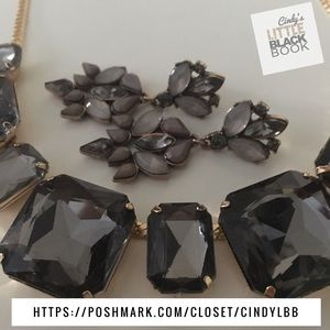 CindyLBB Jewelry - 💎Grey Stone Jewelry Duo 💎