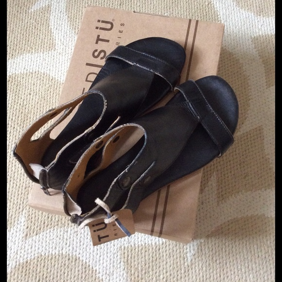 15% off bed stu shoes - 🎉sold🎉nwt bed stu rustic black soto