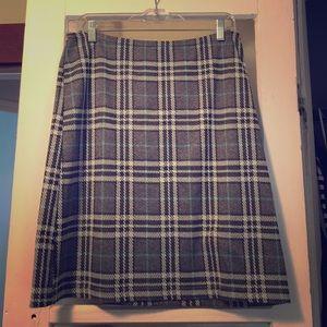 Wet Seal Tartan Plaid Skirt