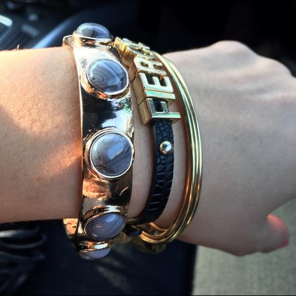 CindyLBB Jewelry - 🐦 Marble Stone Bracelet 🐦
