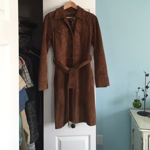 Swede trench coat