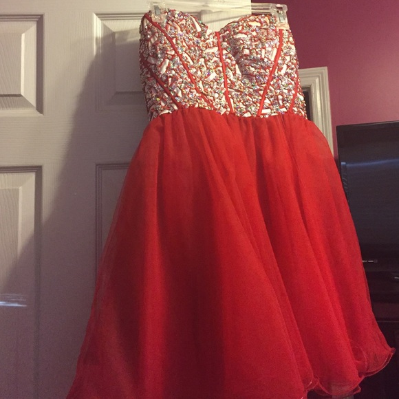 47% off Dresses Old Prom Dress | Poshmark