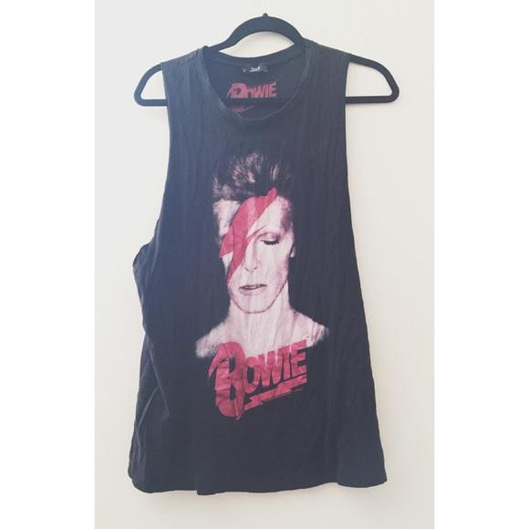 Mango Tops - David Bowie t-shirt 9526a484f