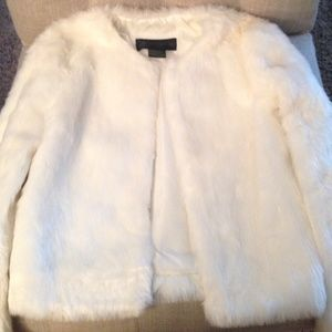 NEW faux fur coat