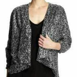 Anthropologie Jackets & Blazers - Anthropologie  Sequin Jacket