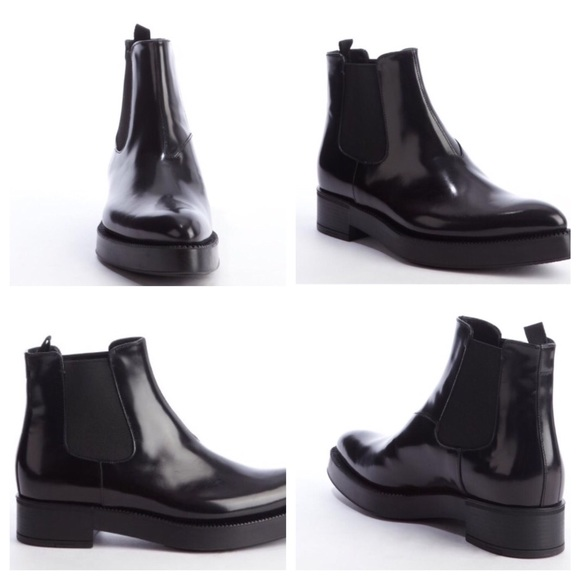 ... Women s PRADA ankle boots. M 5664caa07f0a05a4b301381e 6911a934112c