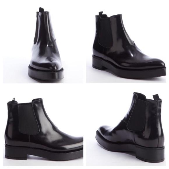 MLK s Day SALE - Women s PRADA ankle boots. M 5664caa07f0a05a4b301381e 974f0d1fc