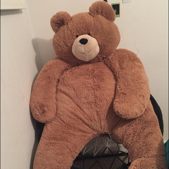 Superior Giant 4ft Teddy Bear