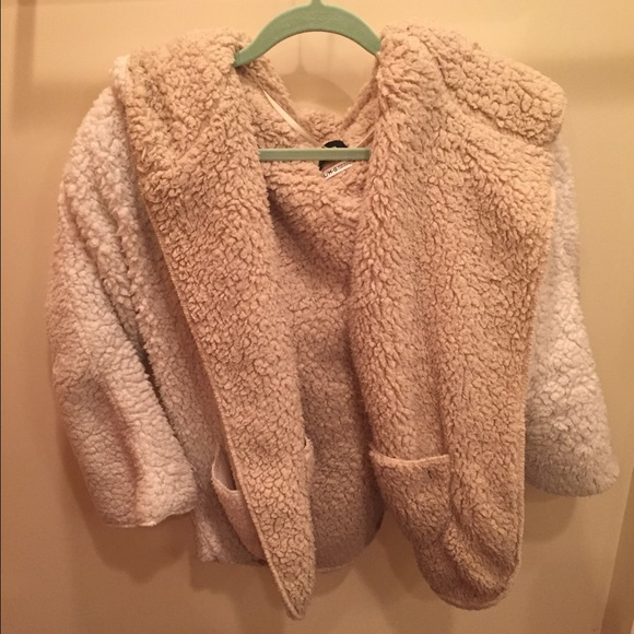 Urban Outfitters Jackets Coats Bdg Fuzzy Reversible Jacket