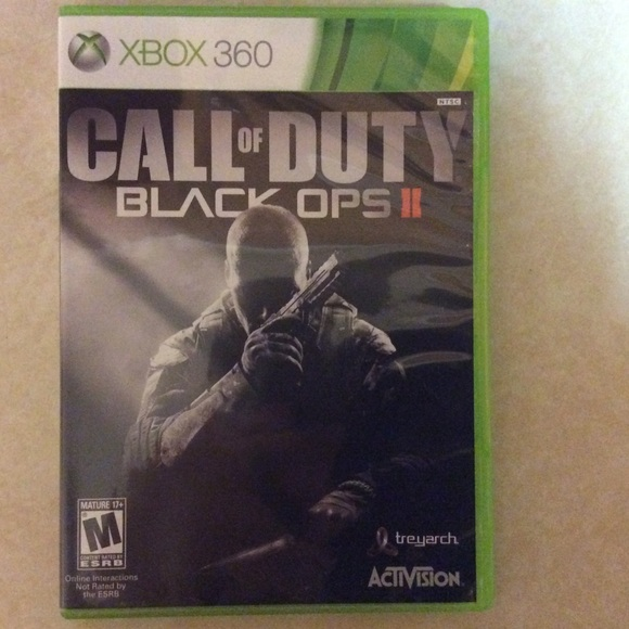 Other Call Of Duty Black Ops Ii Used Xbox 360 Poshmark