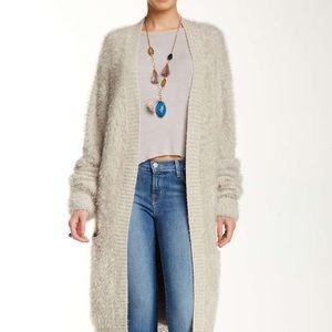 """Sea Gypsies Sweaters - Unity Cardigan """"Fuzzy"""" Oversized Cardigan"""