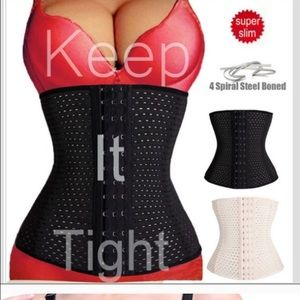 53be41275 ... Keep it tight waist trainer   corset -- cheap!
