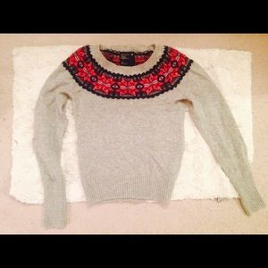 AEO Winter Fair Aisle Sweater