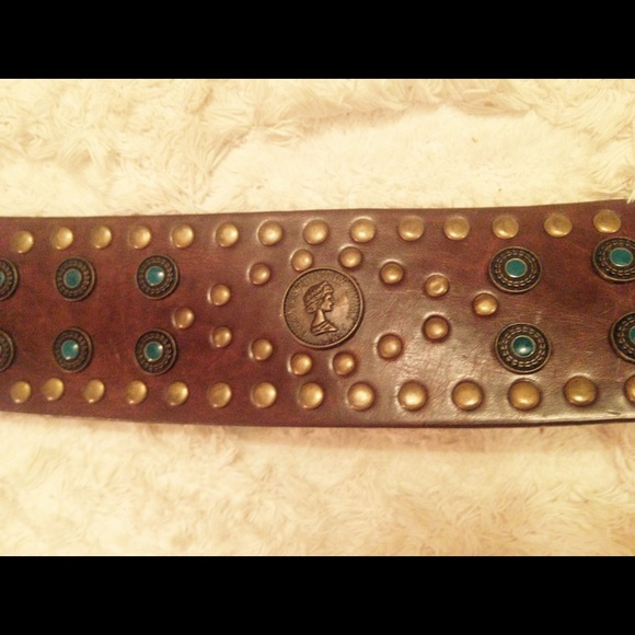 Accessories - Wide Faux Leather Waist Belt