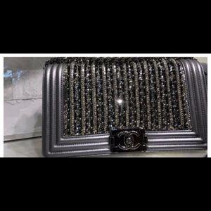 CHANEL Handbags - 100% Authentic Chanel La Boy Bags
