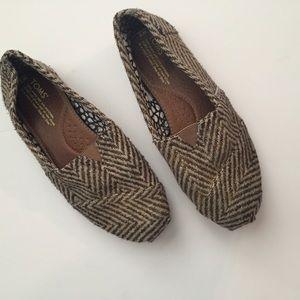 TOMS Shoes - Tweed Toms