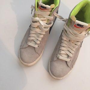Nike Shoes - J.Crew & Nike high tops