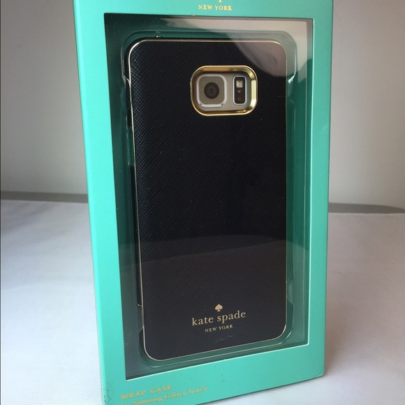 big sale c7505 85852 Brand New Kate Spade Phone Cases For Galaxy Note 5 NWT