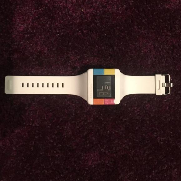 b66ffcc03ec14b Converse Accessories - Converse High Score Unisex Alarm Chronograph Watch