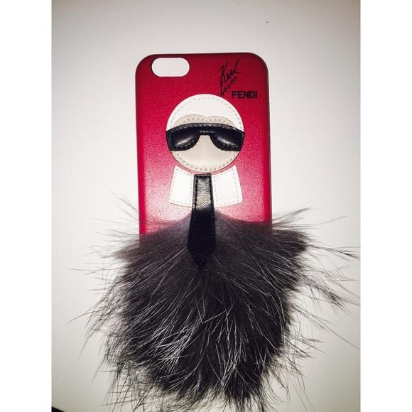 Fendi Iphone 6 Case Karlito