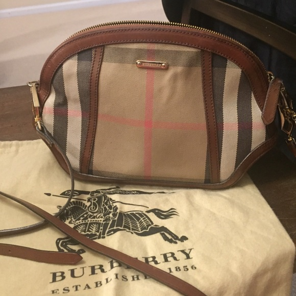 Burberry Handbags - Burberry Orchard crossbody house check bag mini f1cdcadc3a7e6
