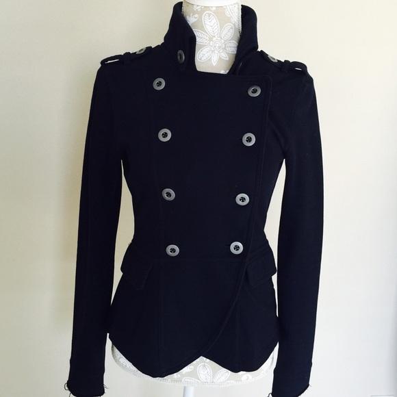 Converse Jackets   Blazers - Converse One Star ⚡️navy blue jacket ⚡️ d4fea4997138