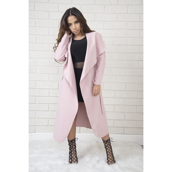 5% off Jackets & Blazers - ❌SOLD❌ Dusty pink jacket from ...