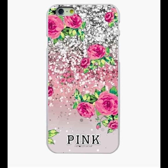 wholesale dealer 6564b 31a0f New vs pink iPhone 6/6s/6plus/6s plus case NWT