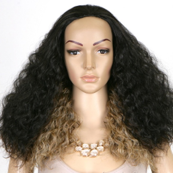 Instant Weave Accessories Brand Nwt Sexy Half Wig Poshmark