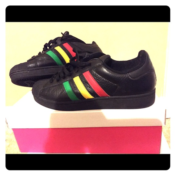 adidas shoes size 1
