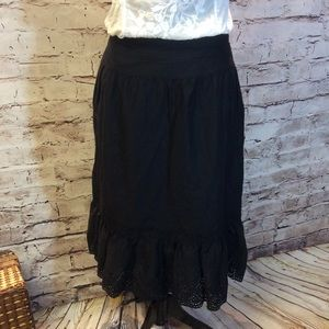 Chaps Dresses & Skirts - SZ 8 GORGEOUS COTTON BOHO SKIRT BY CHAPS