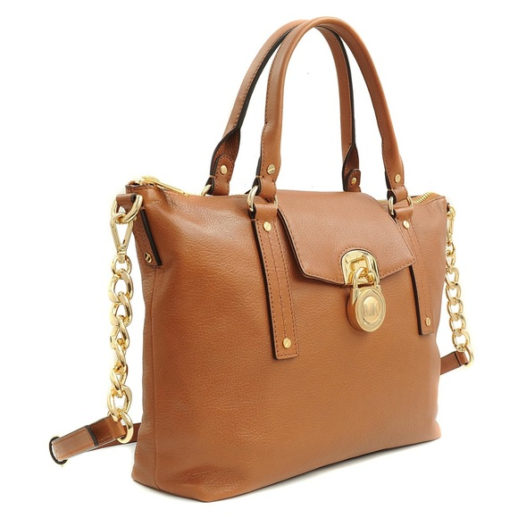 Michael Kors Hamilton Slouchy Satchel Medium