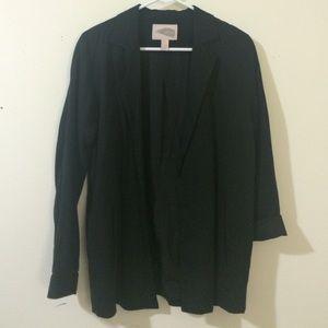 Black Blazer - Closet Essential