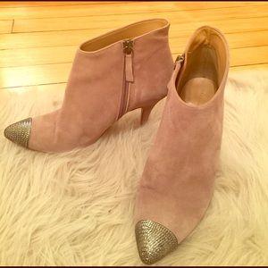 Zara basic booties