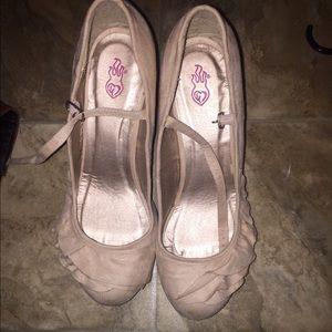 Torrid heels 12W